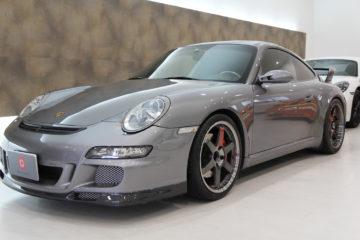 ポルシェ 911 カレラS ティプトロニックS GT3仕様の斜め画像2