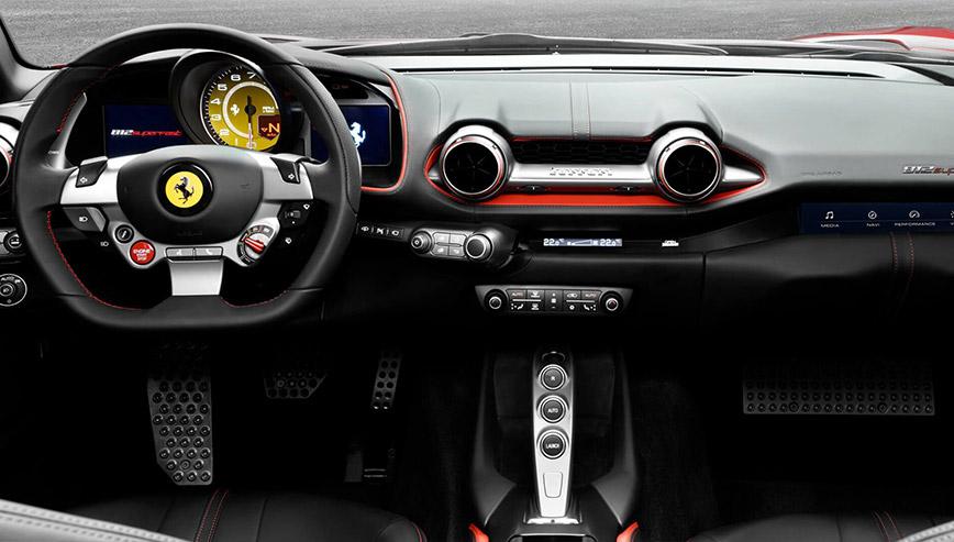 812superfastフェラーリの画像